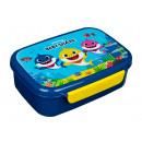 groothandel Licentie artikelen:Baby Shark lunchbox