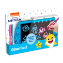 wholesale Toys: Baby Shark magnetic drawing board Glow in the ...