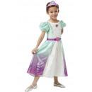 nagyker Licenc termékek: Princess Öltöztetős Nella Deluxe ruha