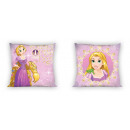 Princess cushion cover 2 sided