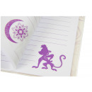 wholesale Booklets & Blocks: Disney Scripture Glitter Aladdin