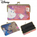 Disney Brieftasche Leinwand Schöne und das Biest C