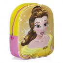 Großhandel Lizenzartikel: Princess 3D rucksack 33 cm