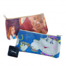 Disney Purse Canvas Beauty and the Beast