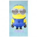 wholesale Towels: Minions velour beach towel Cool