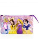 nagyker Licenc termékek: Princess Ceruza tok 3 rekesszel
