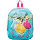 nagyker Licenc termékek:Princess 3D hátizsák