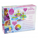 Princess Glitter Dome paint it your own 3 pieces