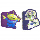Toy Story cuaderno