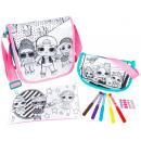 ingrosso Borse & Viaggi: LOL Surprise colora la tua borsa 3 pack