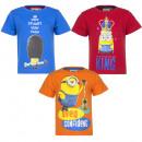 nagyker Licenc termékek:Minions T-Shirt