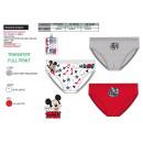 Mickey 3 csomag rövidnadrág