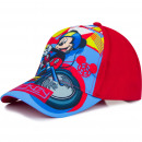 wholesale Scarves, Hats & Gloves: Mickey Mouse caps Mickey on bike