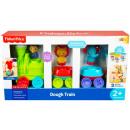 Großhandel Babyspielzeug: Fisher Price Train mit Lehmset