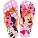 ingrosso Prodotti con Licenza (Licensing):Minnie flip flop