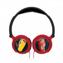 wholesale Telephone: Cars Disney Headphones Red