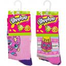 nagyker Zoknik és harisnyák:Shopkins 3 darab zokni