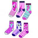 My Little Pony 3 csomag zokni