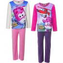 Super Wings terciopelo Pijama