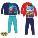 Super Wings velúr pizsama