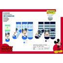 Mickey baby terry socks