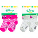 wholesale Licensed Products:Minnie baby terry socks