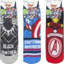 Avengers frottír zokni csúszásgátlóval