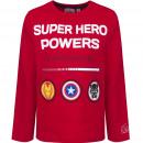 mayorista Artículos con licencia: Avengers camiseta manga larga