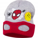 Spiderman hats open / closed flap
