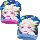 frozen 2) Disney czapka dwustronna