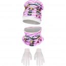 LOL Surprise Hut Rollkragenpullover und Handschuhe