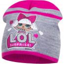 LOL meglepetés kalap gumi nyomtatással + csillogás