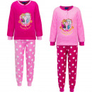 frozenDisney Coral fleece pyjamas