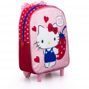 wholesale Licensed Products: Hello Kitty trolley Strawberry 34 cm