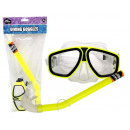 wholesale Consumer Electronics: Diving Mask + Snorkel Yellow