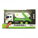 wholesale Models & Vehicles: Container truck light and sound