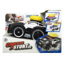 Crash stunt car Police