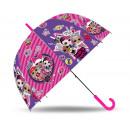 wholesale Umbrellas: LOL Surprise umbrella transparent