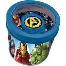grossiste Articles sous Licence: Avengersmontre dans un coffret cadeau