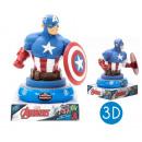 nagyker Otthon és dekoráció: Avengers éjszakai fény 3D