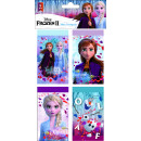 wholesale Booklets & Blocks: frozen 2 Disney notepad mini 8 pack