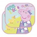 Großhandel KFZ-Zubehör: Peppa Pig Auto Sonnenschirm