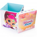 Shimmer and Shine storage stool