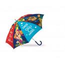 wholesale Umbrellas: Paw Patrol umbrella automatically