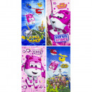 wholesale Licensed Products: Super Wings beach towel microfiber I am rescue rea