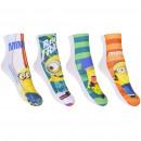 Minions 2 pack socks Traffic