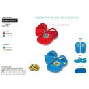 wholesale Pool & Beach: Super Wings Beach sandals PVC