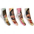 Vaiana 2 darab zokni