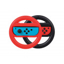 groothandel Spelconsoles, games & accessoires: Qware Switch racing wheels bl+rd