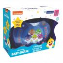 wholesale Hi-Fi & Audio: Baby Shark Karaoke CD player with 2 microphones